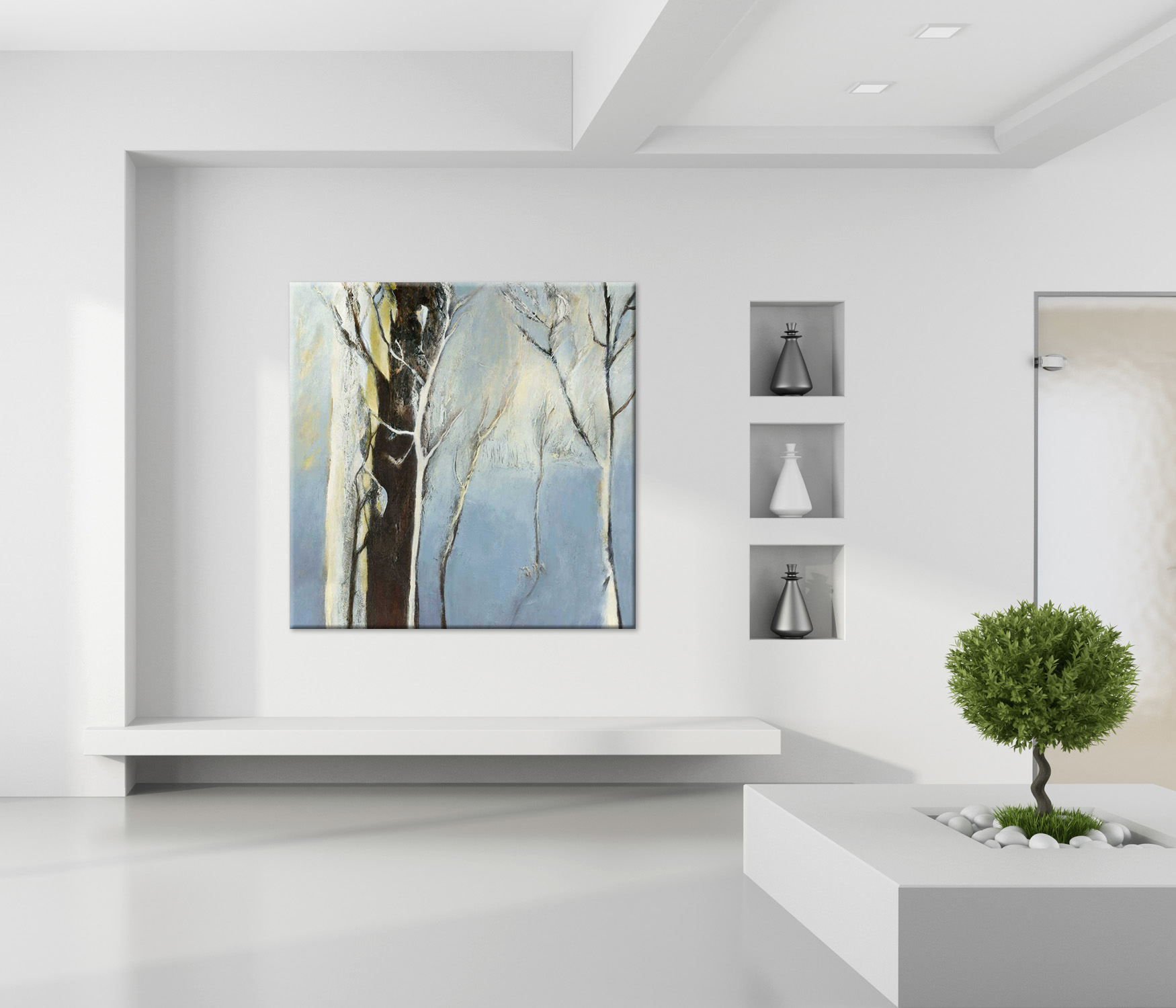 Contemporary Forest 2