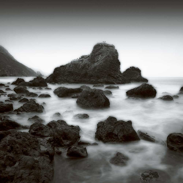 Ocean Rocks Muir Beach - Jamie Cook