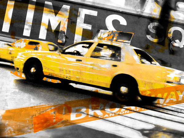 Times Square Taxi